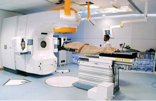 Отделение лучевой терапии в Топ Клиник