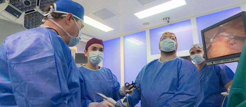 Малоинвазивные операции в Урологии, Израиль