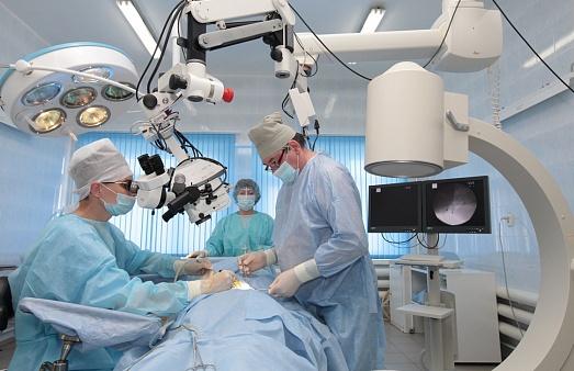 Лечение рака легкого в Израиле, операция