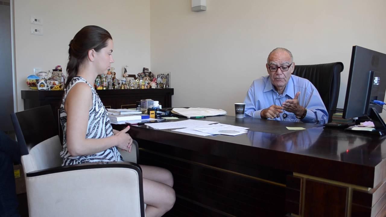 Лечение рака, консультация Моше Инбара