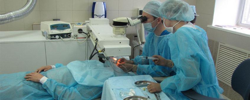 Лечение косоглазия в Израиле