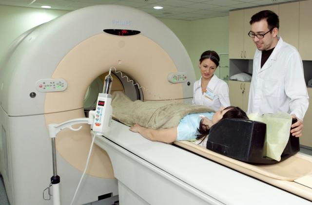 ПЭТ КТ для определения стадии рака