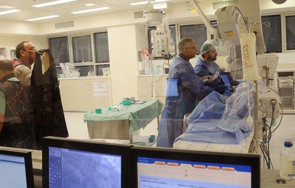 Кардиологическое обследование в Израиле