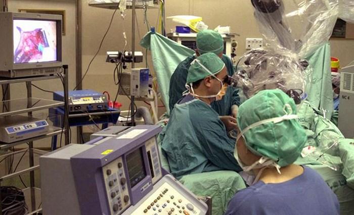 Хирургическое лечение астроцитомы в Израиле